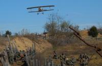 Strafing run by Belgian pilot, Fall Event 2014