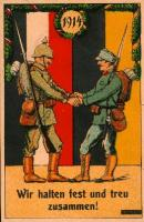 Patriotic Postcard
