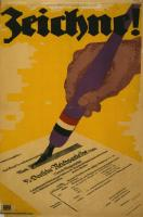 Patriotic War Bond Poster