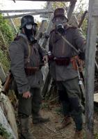 Pion. Schneider und Uffz. Schneider - Badisches Pionier-Bataillon Nr. 14
